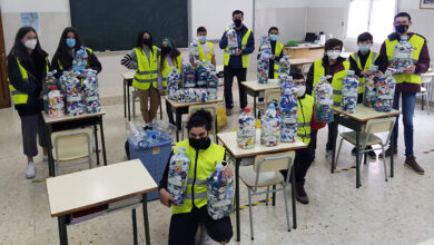 Photo of Tapóns solidarios para Albarellos de Monterrei