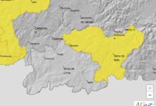 Photo of Aviso amarelo por vento na montaña da provincia de Ourense