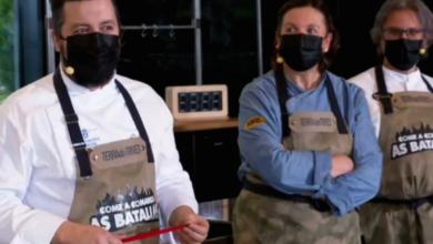 Photo of Un equipo das Terras de Trives fronte a outro da comarca de Verín, nun programa de cociña da televisión galega