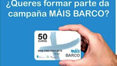"""Photo of Boa resposta na apertura do prazo para pedir a tarxeta """"Máis Barco"""""""