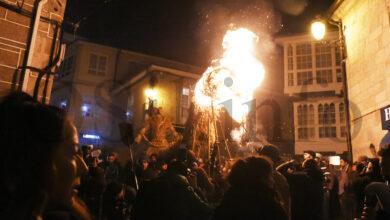Photo of A procesión dos Fachós de Castro Caldelas, con case 3 séculos, non sairá o 19 de xaneiro