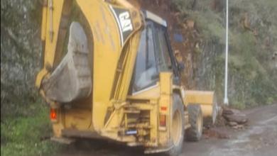 Photo of Reaberto ao tráfico o tramo de estrada Casares-Pontenovo (Trives)