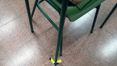 Photo of Os positivos de Covid en centros educativos de Valdeorras soben a 9